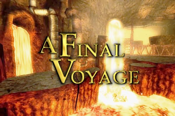 A Final Voyage -- The Nether Survival Pack - Platform